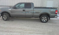 2006 Ford F-150 XLT s/c 4x4.. inspected $1800 in recent repairs