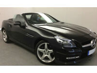MERCEDES-BENZ SLK 250 CDI 2.1 AMG SPORT SLK350 CAB FROM £72 PER WEEK!