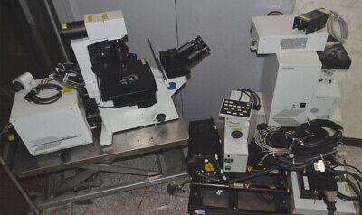 Olympus Ix81 Confocal Microscopea104