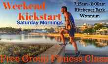 Weekend Kickstart FREE Group Fitness Class Wynnum Brisbane South East Preview