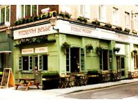 Chef job, pub in central London