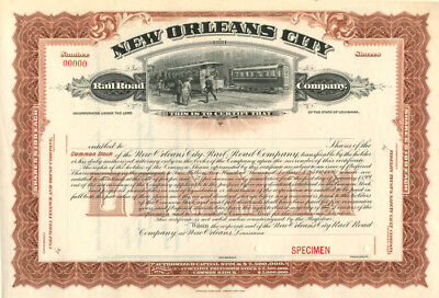 New Orleans City Railroad Company