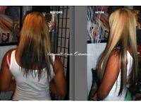 Micro Ring Hair Extension Application Service