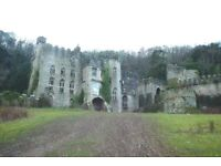GHOST HUNT GWRYCH CASTLE