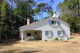 """Les Bambis"" seaside holiday house in Saint Jean de Monts (F-western loire)"