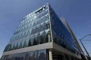 Stunning office space in Docklands opposite Southern CrossStation Docklands Melbourne City Preview