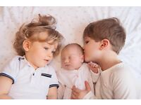 Italian speaking nanny required near Woking/Guildford live out or live in