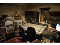 Recording Studio in Mid Wales