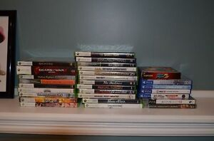 Multiple XBox 360, PS3 and PS4 Games