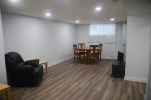 Newly Renovated Basement Suite For Rent!