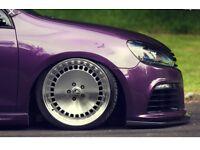 """18"""" 5x112 Volkswagen Audi alloy wheels"""