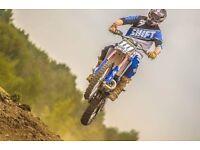 Yamaha yz 250 super evo crosser ktm cr crf yzf rm rmz moped quad