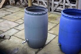 Water butts x 2