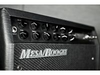 MESA Boogie F-30 valve guitar amp, cover & 3-way footswitch - very good conditions