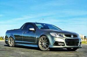 """(Commodore, HSV) G.MAX Flow Forged RANA 20"""" Wheels & Tyres Mitcham Whitehorse Area Preview"""