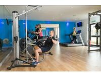 Part-time Gym Instructor at AGW FITNESS