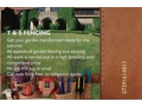 T & S FENCING