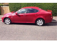 Lexus IS220D 2006 Recently Serviced, MoT until Feb 2018, W/Reverse Camera, High Spec, SAT NAV