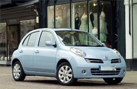 Nissan Micra 1.4 16v SE 5 door Automatic, 2 Years Warranty