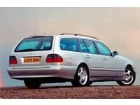 Breaking Mercedes Benz W210 210 Estate - E Class - E220 -E230 - E320 - TD - Diesel - Petrol -