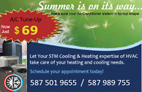 Air Conditioner Tune-UP  ONLY 69$!!!