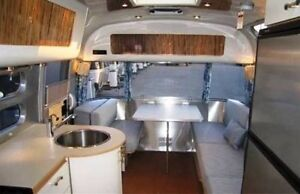 AIRSTREAM to convert to Health Spa