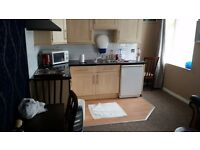 One Bedroom Flat Available Now In Pengam Green. £650