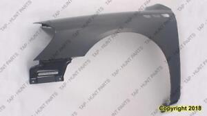 Fender Front Driver Side Cx/Cxl Model Buick Lucerne 2006-2011