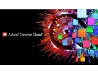 ADOBE MASTER COLLECTION CS6/CC 2018 - PHOTOSHOP, AFTER EFFECTS, ILLUSTRATOR, PREMIERE PRO