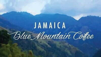 5 lb Pound Jamaican Blue Mountain Select #1 Green Coffee unroasted Beans Arabica