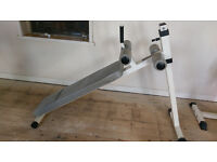 Sit Up Bench Adjustable Height