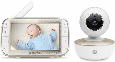 Motorola MBP855S Connect Pan & Tilt Video Baby Monitor