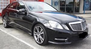 """Set of 4 GENUINE Mercedes 19"""" Rims and Tyres! Perth Perth City Area Preview"""