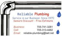 Plumbing and Hot Water Heat Service