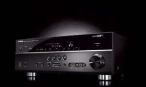 Yamaha RX-V671 A/V Receiver 7.1 Channel Audio
