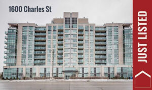 1600 Charles St 314- 2+1 Bedrooms- Whitby,ON