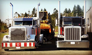 Agricultural & Industrial Hauling Across Canada