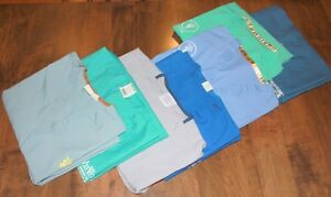 Veterinarian scrub tops – set of seven $ 40.00