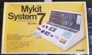 Vintage Mykit System 7 l Wiring Project Kit