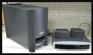 Bose  AV3-2-1 media center