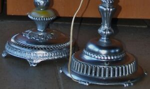 Pedestal Vintage Ashtray Stands - Two Belleville Belleville Area image 3
