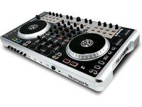 Numark N4 usb dj mixer with virtual dj