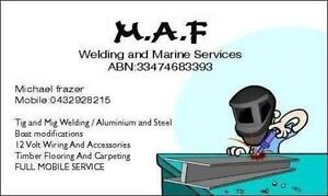 MAF WELDING AND MARINE SERVICES Coombabah Gold Coast North Preview