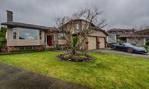 650 Wilding Pl, Whole House in Central North Van For Rent