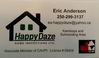 Happy Daze Home Inspections