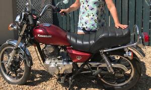 1980 Kawasaki Motorcycle