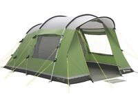 Outwell Birdland 4E Tent, Footprint and Carpet. Unused, in original packaging. Collection only.