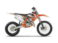 KTM SX 85 2021 MOTOCROSS BIKE BRAND NEW SMALL WHEEL