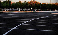 Line Marking, Pavement Services, Interior Warehouse Markings