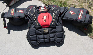 TPS IceCap Goalie Chest Protector JR Large